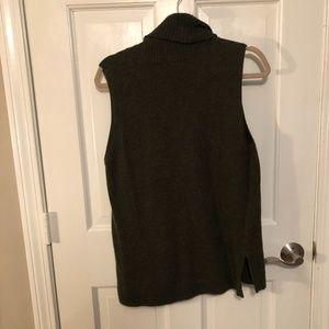 J. Crew soft sweater Tank